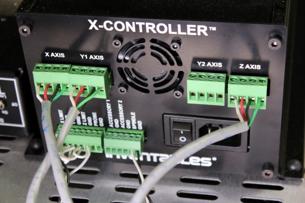 X-Controller CNC Controller from Inventables