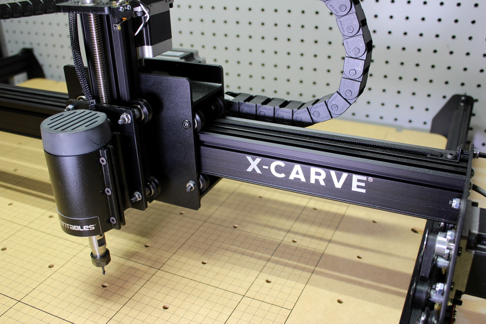 X-Carve CNC Machine Inventables