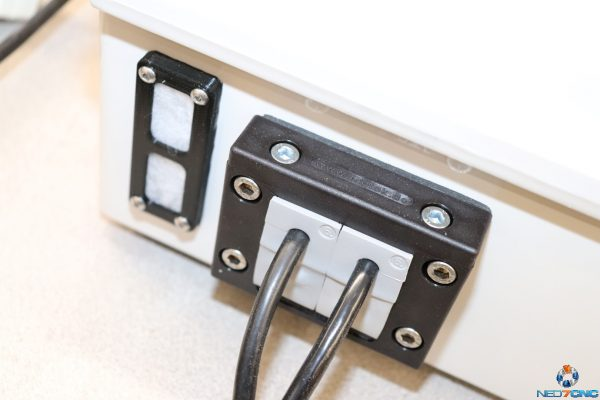 Power supply box cable pass through - Icotek