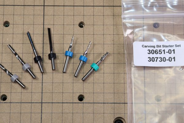 X-Carve Carving Bit Starter Set