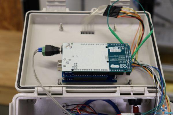Control Box Arduino