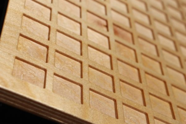 Neo7CNC-Inventable-Scrabble-Board-Sanded-Finished-Detail