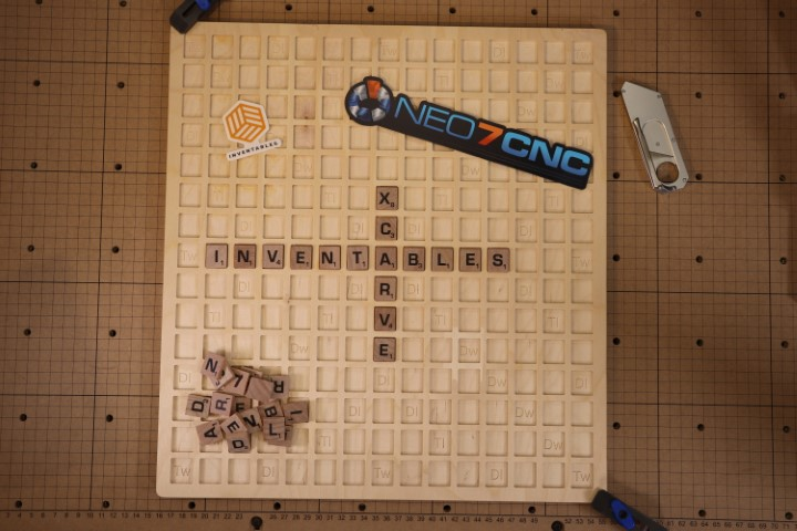 Neo7CNC-Inventable-Scrabble-Board