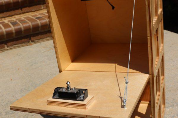 Neo7cnc - Secret RFID lamp door 3