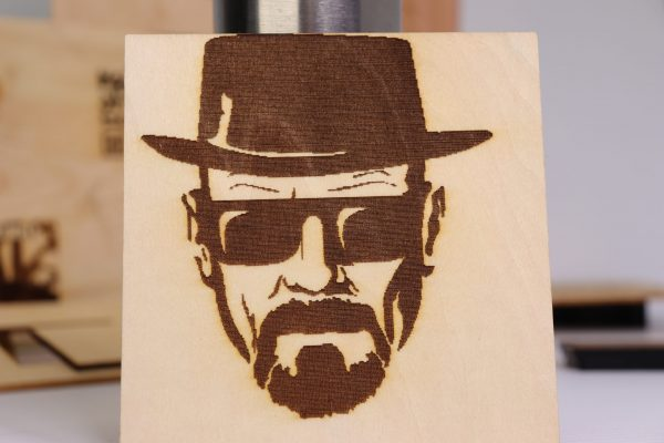 Atomstack A5 Pro Engrave Walter White