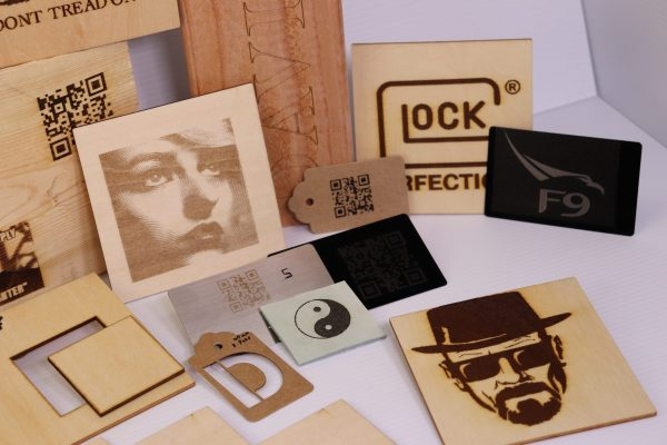 Atomstack A5 Pro Laser Engraver Examples
