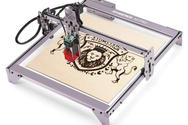 Atomstack A5 Pro Laser Engraver Promo
